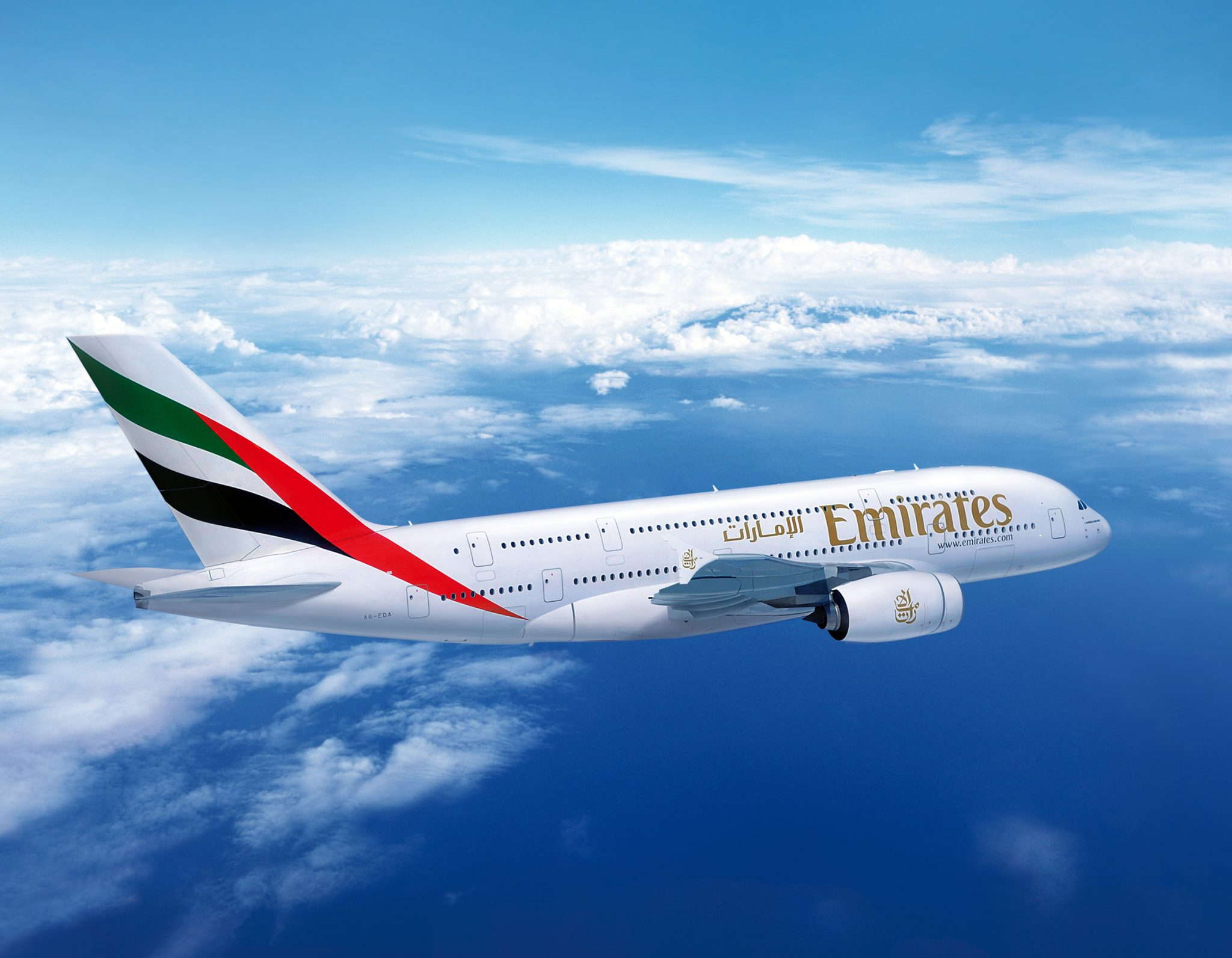 Fly Emirates Airlines Www Pixshark Com Images