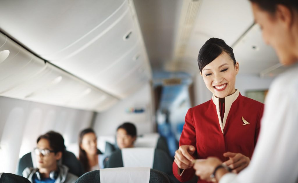 how old is too old to work as cabin crew  that u0026 39 s the