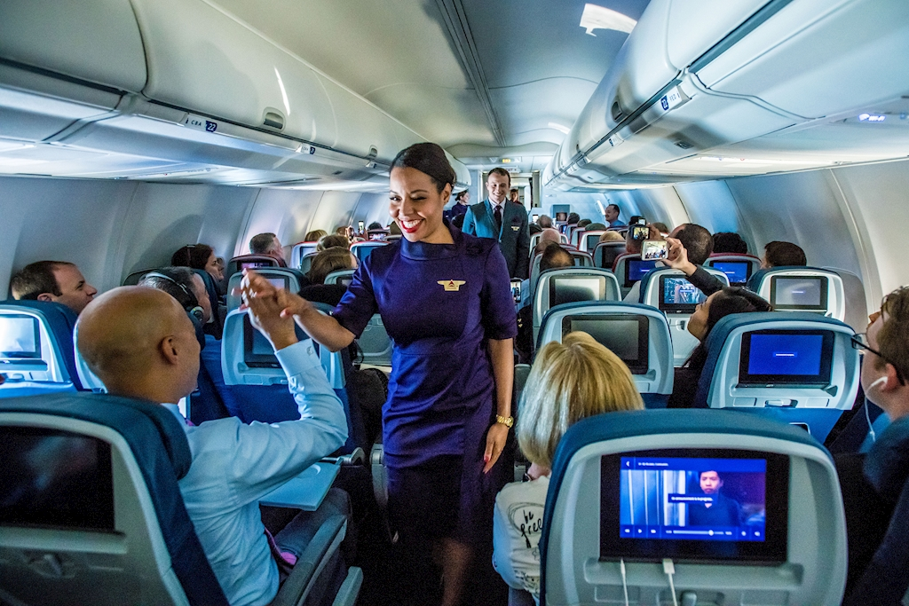 Delta Air Lines Is On A Hiring Spree The Airline Is