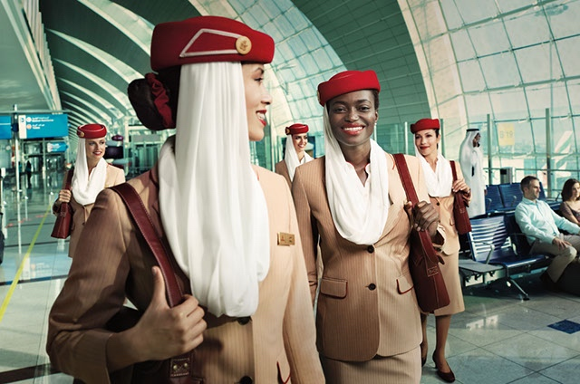 The Emirates Cabin Crew step by step process 2018