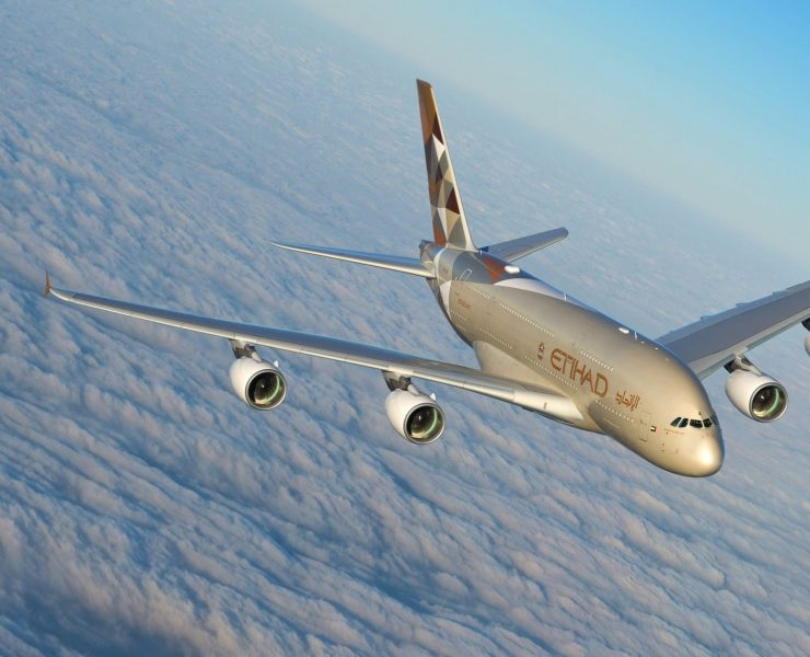 Etihad 'Improves Value Proposition' for Passengers by Introducing New Charges, Cuts Services