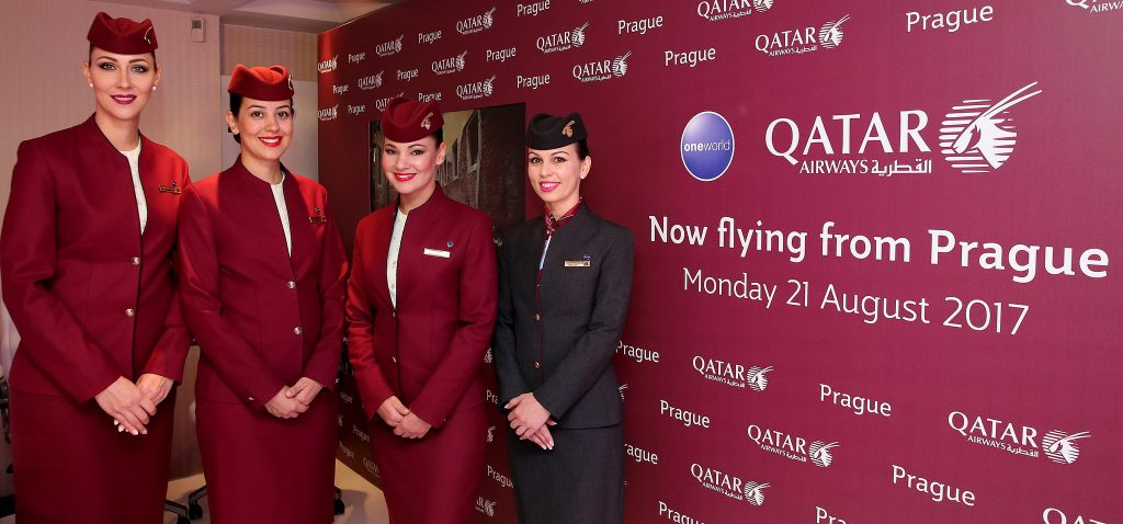 The chief executive of Qatar Airways got himself into hot water earlier this year when he claimed the average age of his flight attendant's was just 26 years old. Photo Credit: Qatar Airways