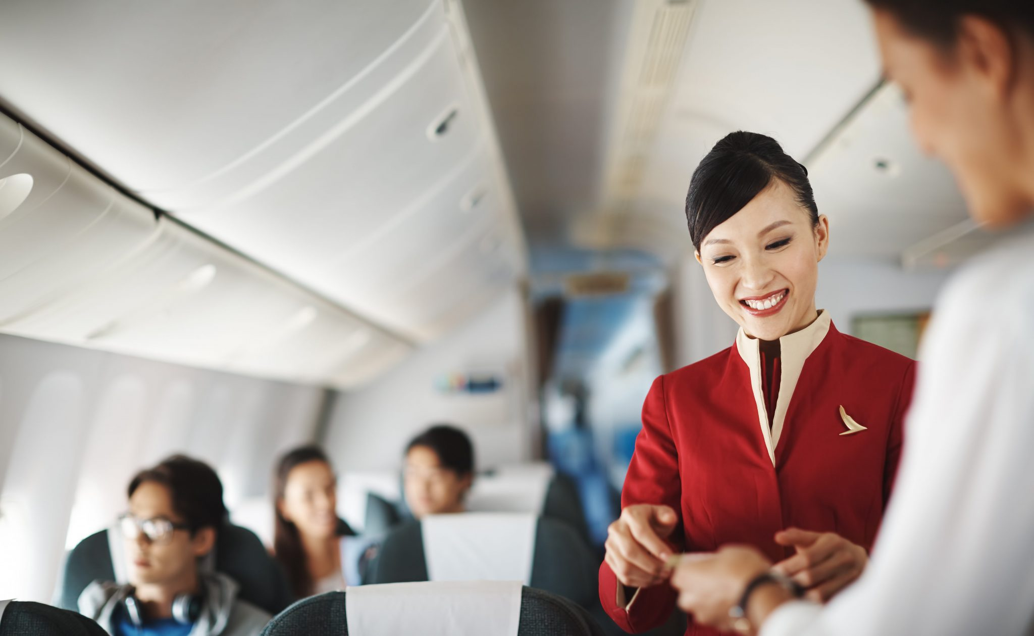 How Old is Too Old to Work as Cabin Crew? That's the Decision Cathay Pacific Flight Attendants Have to Make