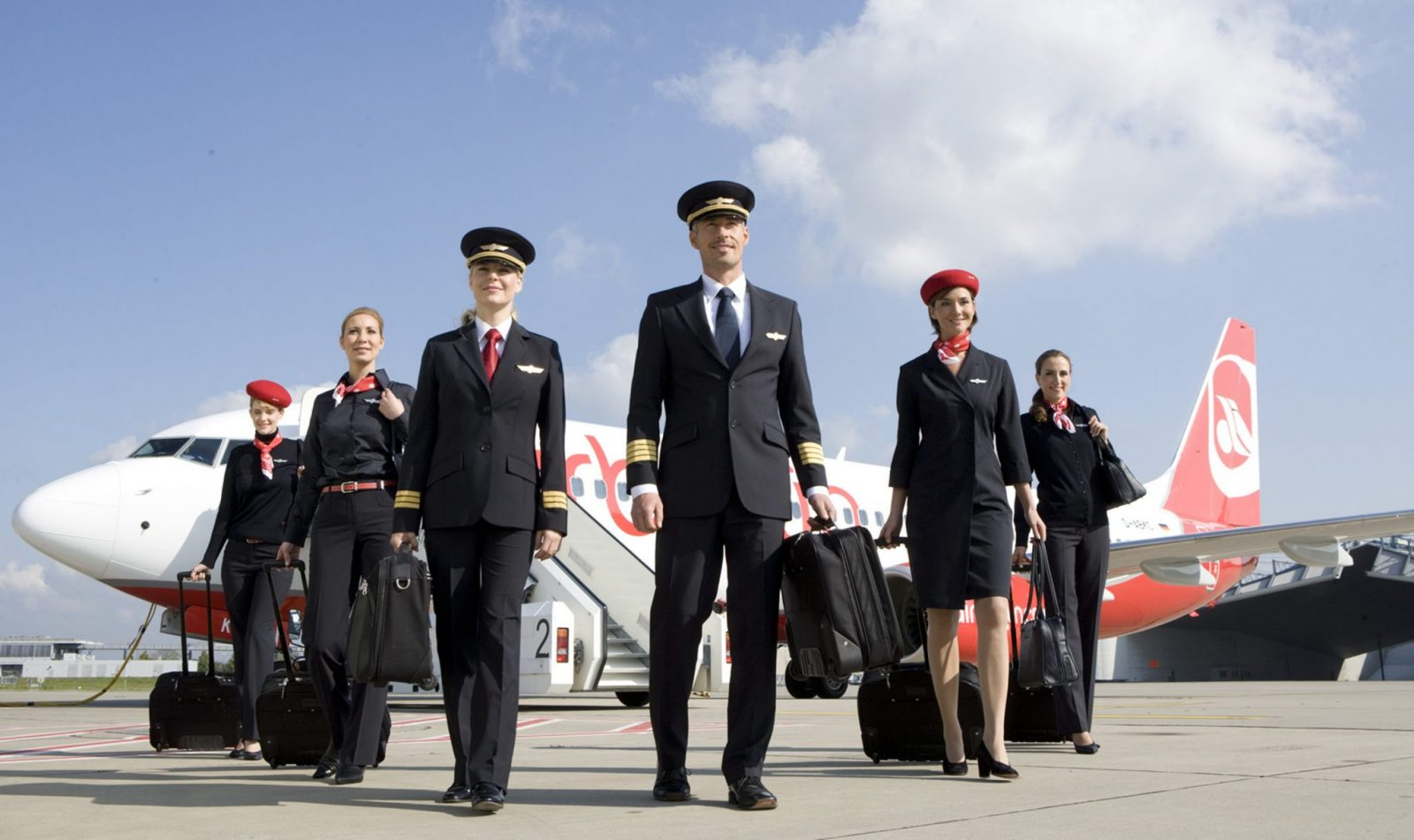 Over 100 airberlin Flights Are Cancelled as Pilots Take Part in Mass 'Sick-In'