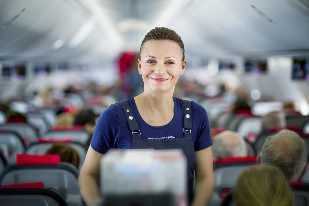 Norwegian is the world's sixth largest low-cost carrier and employs over 8,000 people. The airline now operates services to over 150 destination, including 30 long-haul routes. Photo Credit: Norwegian