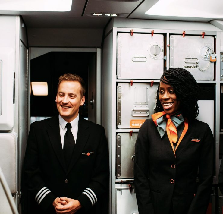 easyJet has announced plans to recruit 1,000 cabin crew and pilots for its expanded operations at Berlin Tegel. Photo Credit: easyJet