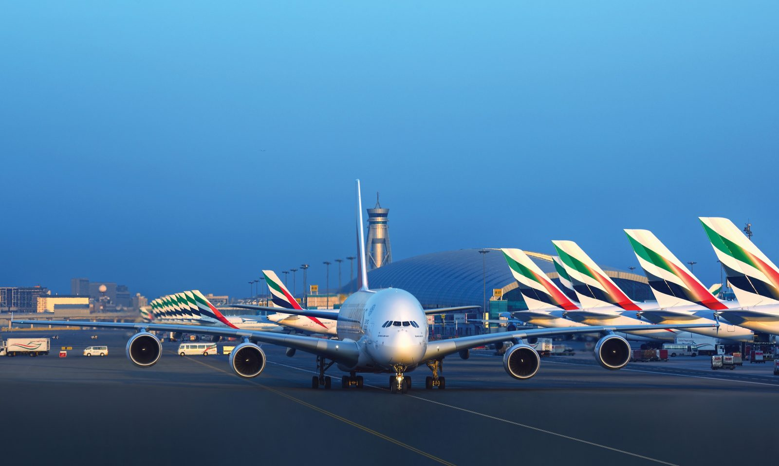 How is Mega-Airline Emirates Helping to Protect the Environment and Save Money? All is Revealed...