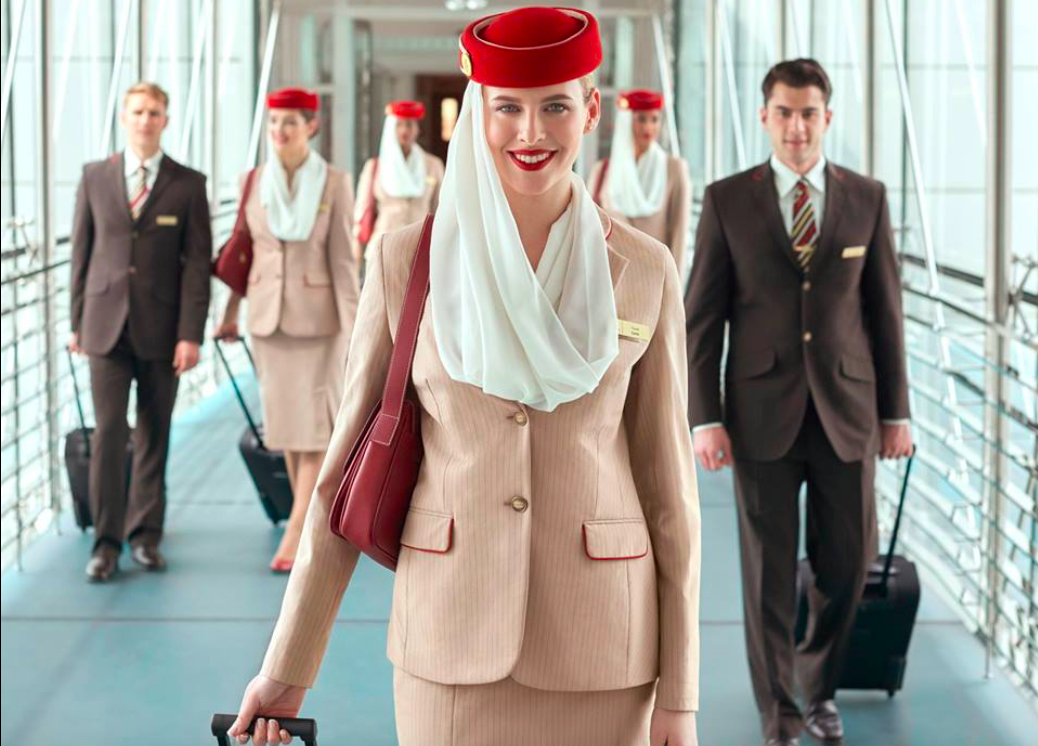 Emirates Advertises Cabin Crew Recruitment to the World: Website Promptly Crashes