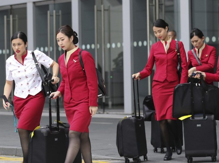 "Cathay Pacific ""Ditches"" The Skirt Only Rule For Female Flight Attendants: What Rules Do Other Famous Airlines Have?"