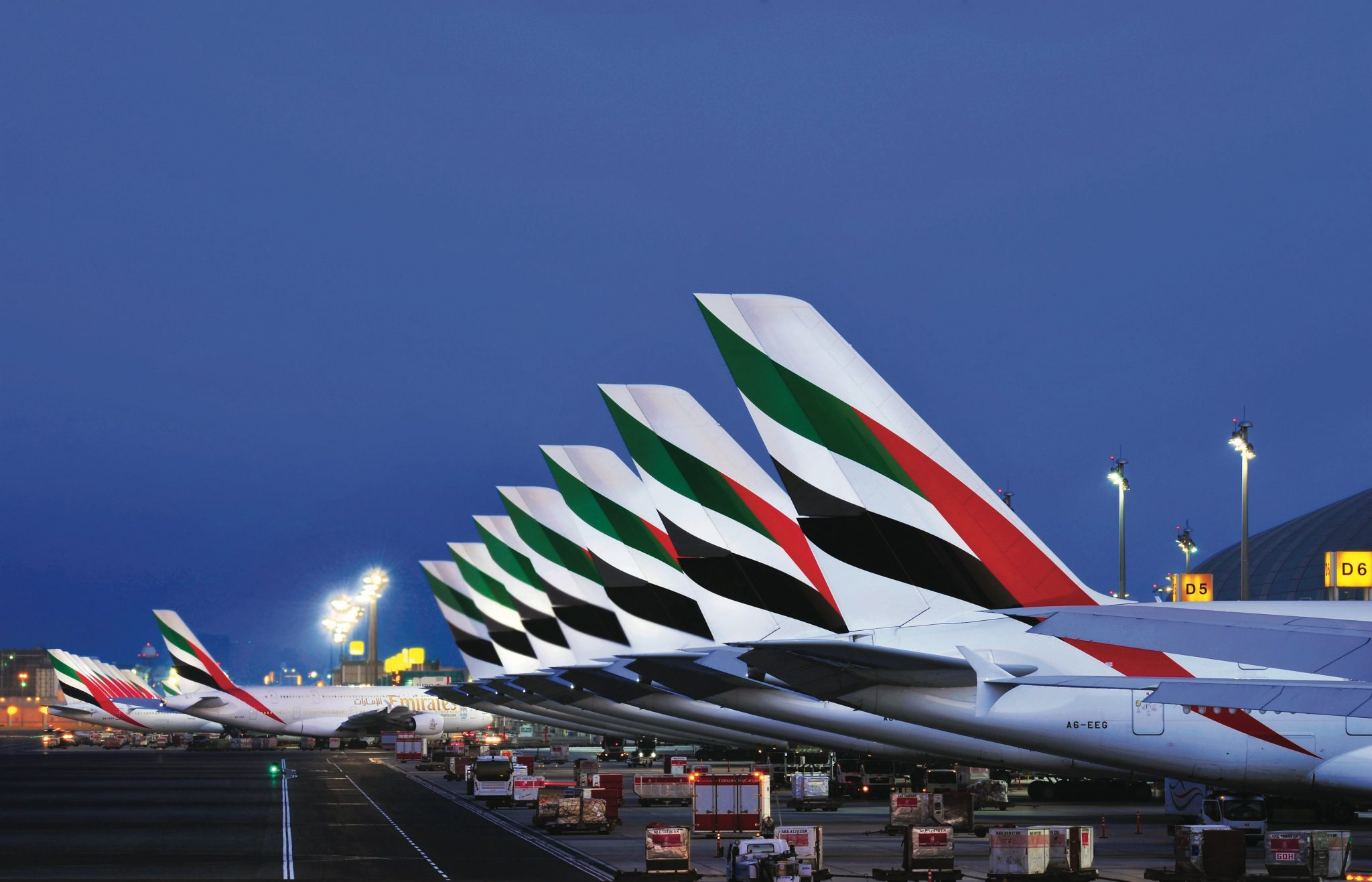 Emirates Cabin Crew Are To Receive A Welcome Pay Raise After Profits Jump 67% In One Year