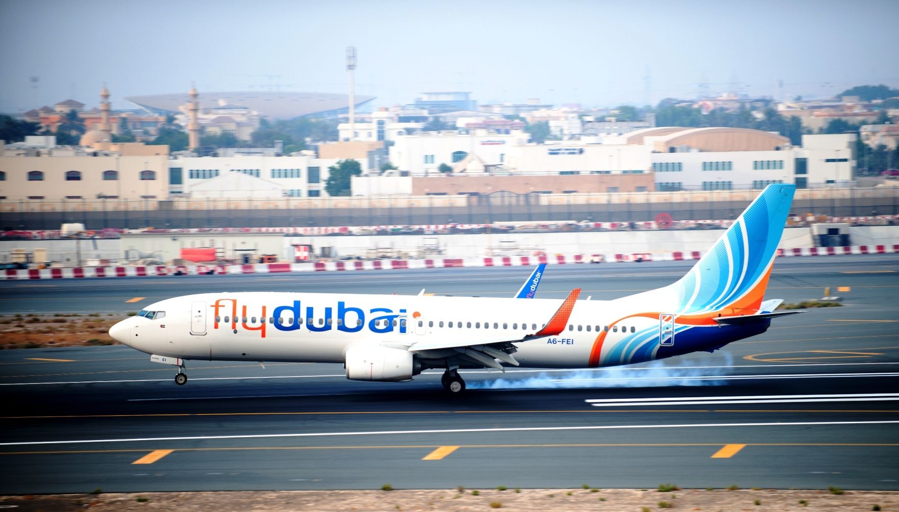 SECURITY INCIDENT: Was There An Attempted Hijacking On a flydubai Plane Today? The UAE Say's No
