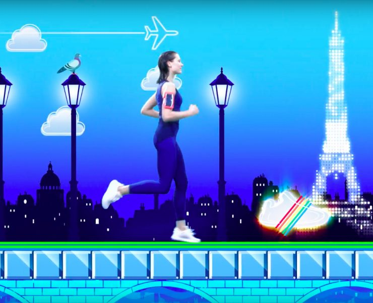 We Love This New Running App from Air France - Win Flights and Race Entry