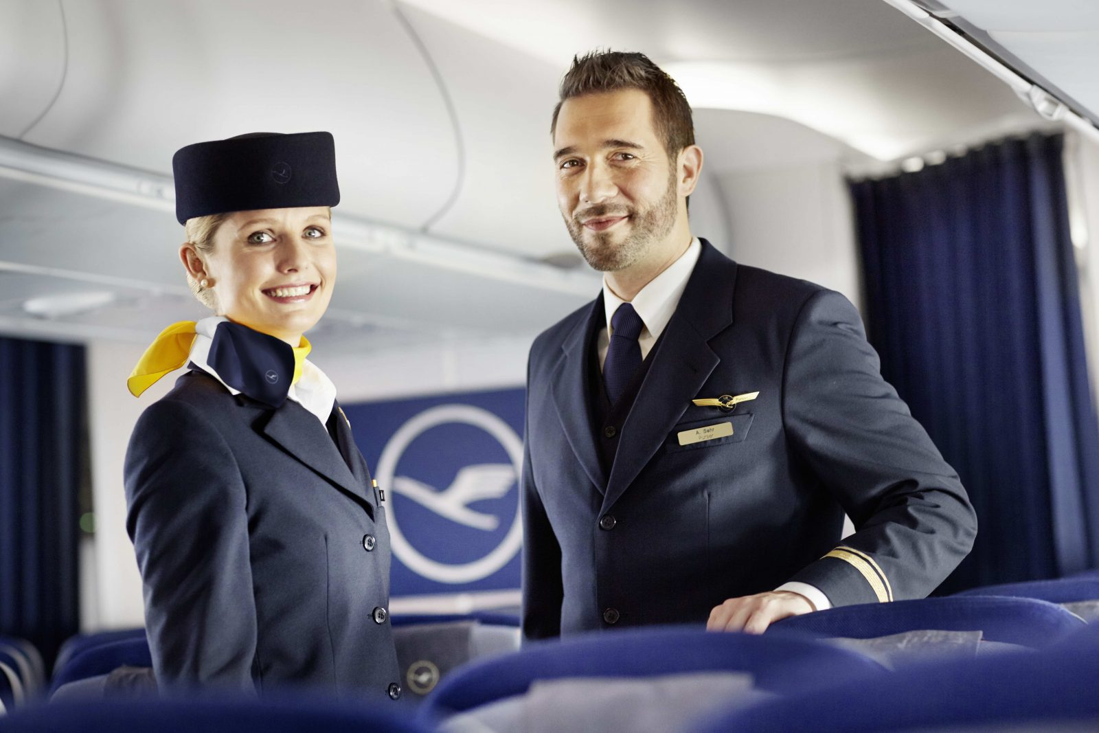 Will You Be Attending Lufthansa's Latest Cabin Crew Open Day in Munich on 1st September?