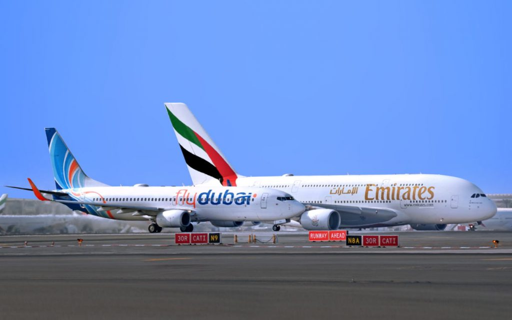 flydubai and Emirates have been closely codesharing on routes after a partnership deal was announced last year. Photo Credit: flydubai