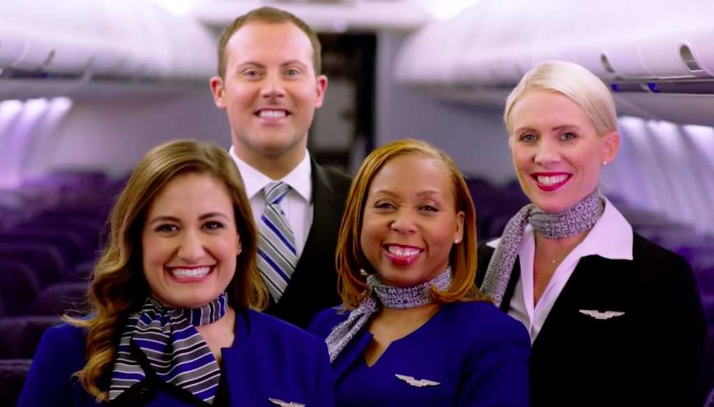 VIDEO: Watch These United Flight Attendants Explain What Recruiters Are Looking For...