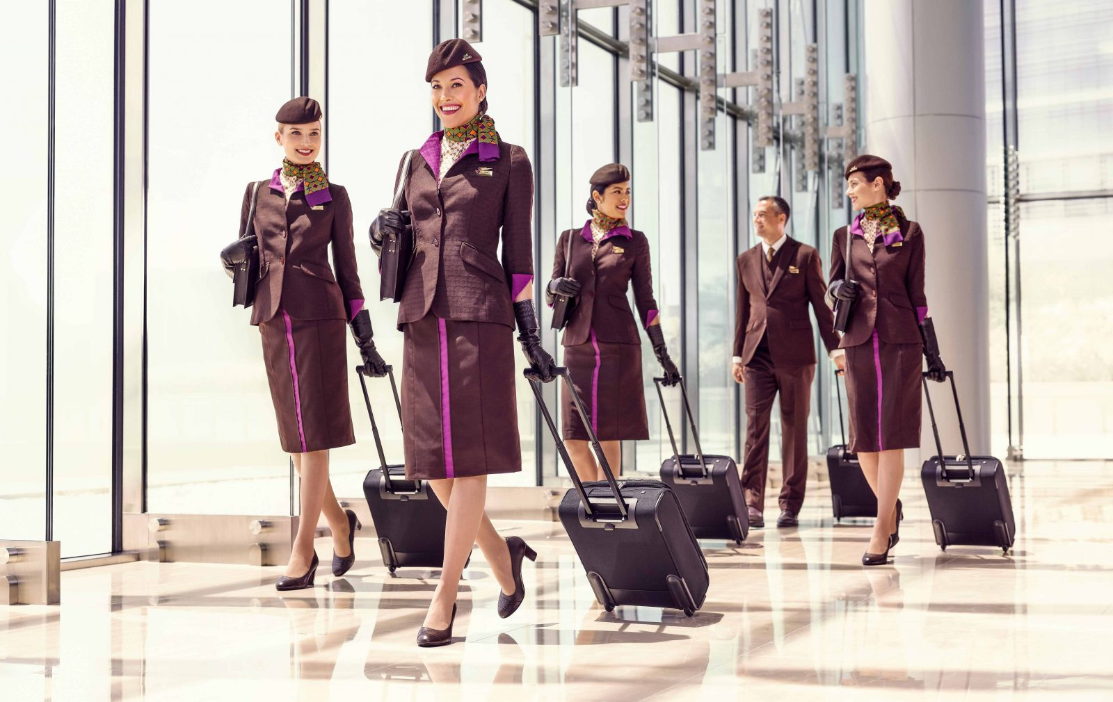 Etihad Airways is Finally Hiring New Cabin Crew Again - But Successful On Hold Candidates Will Have to Reapply