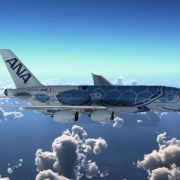 Japan's ANA Reveals More Details About Hawaiian-Themed Airbus A380's - Including Cocktails!