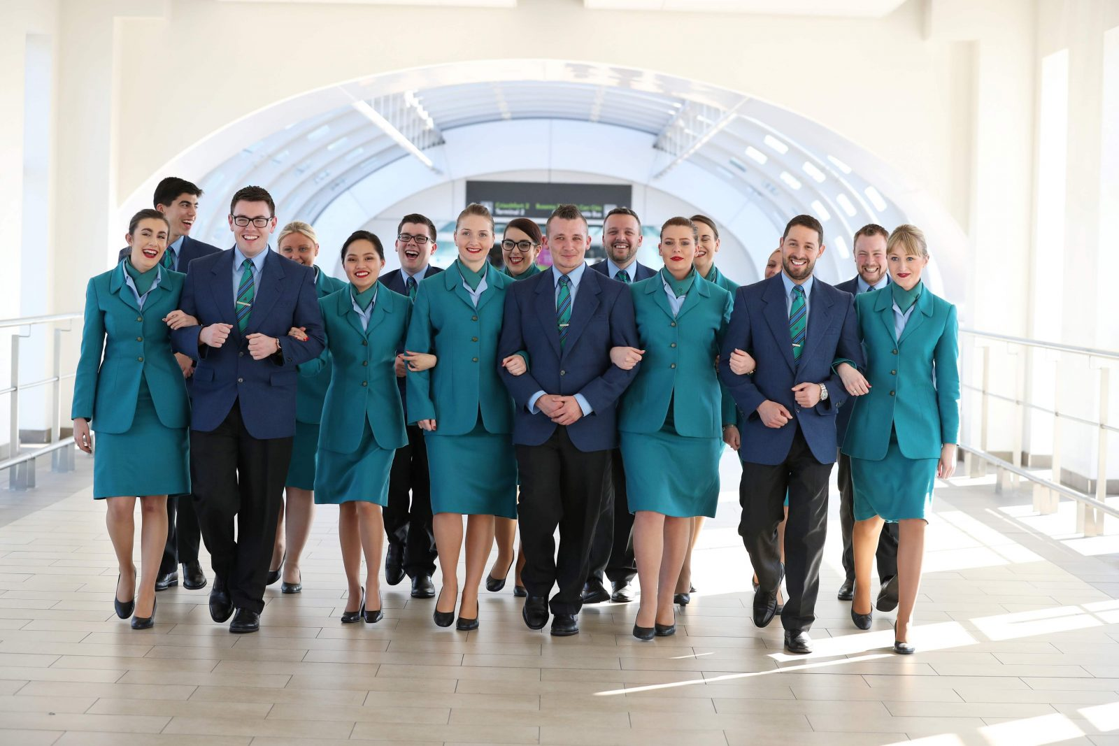 Aer Lingus Launches Big Cabin Crew Recruitment Drive for Dublin and Cork Bases