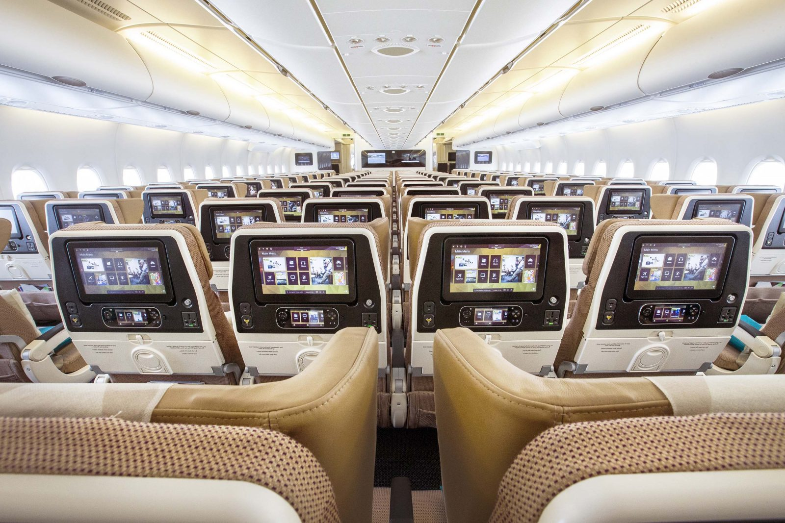 Etihad is First Middle East Airline to Launch Premium Economy Cabin - Kind Of...