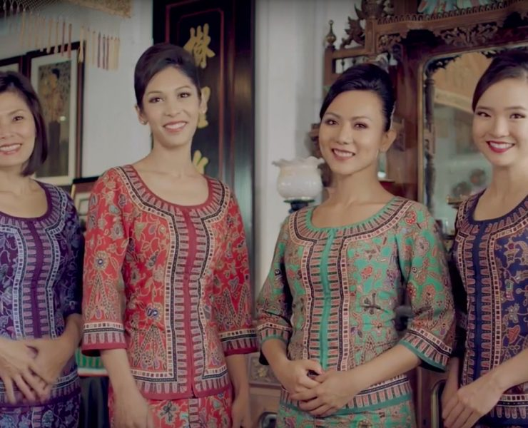 XX Surprising Things You Didn't Know About the Famous Singapore Airlines Uniform