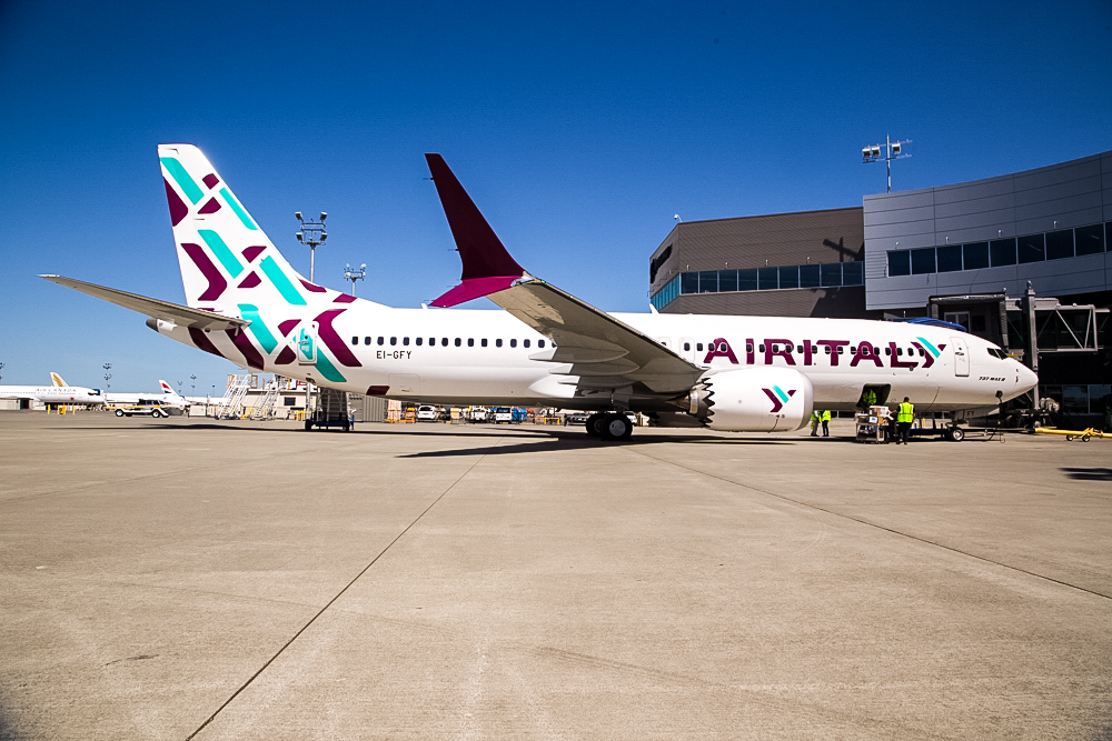Photo Credit: Air Italy
