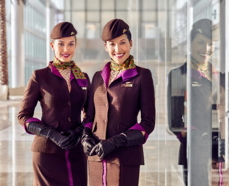 Etihad Will Be Holding Cabin Crew Recruitment Events in London, Manchester and Dublin in January 2019