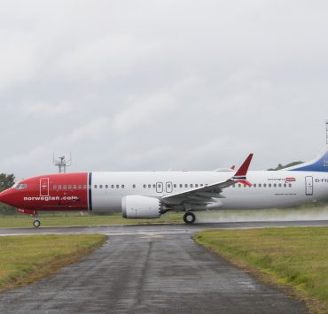 Norwegian Says it Wants Compensation From Boeing for 737 MAX Grounding
