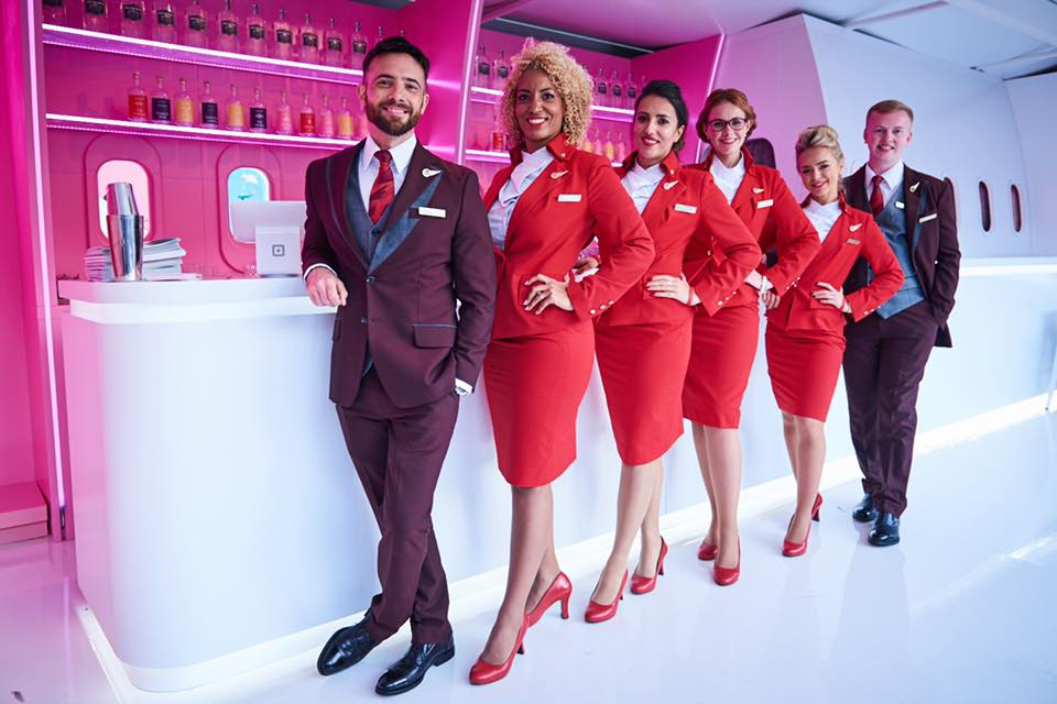 The Taxman Forces Virgin Atlantic to Change Pay and Conditions for Cabin Crew