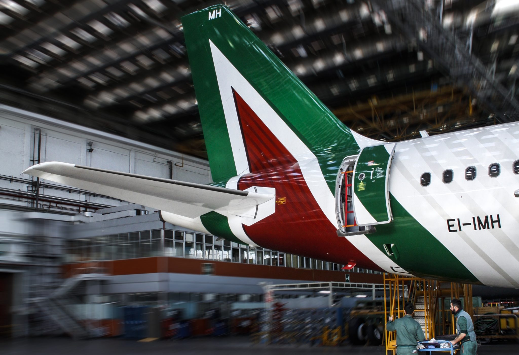 Is This the End of the Road for Bankrupt Alitalia?