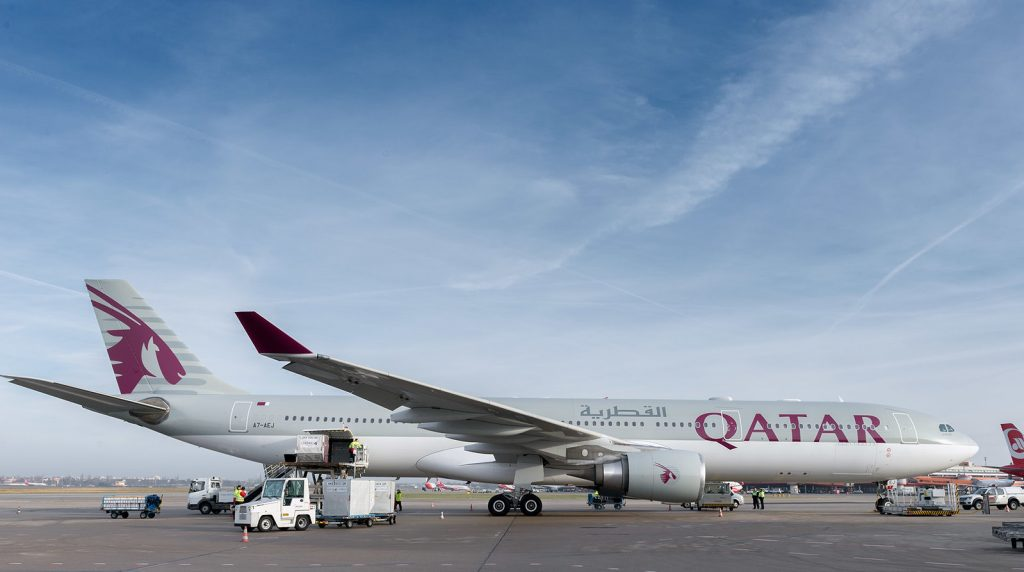 Photo Credit: Qatar Airways