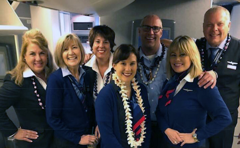 American Airlines Says it Celebrates Flight Attendants Today and Every Day - It's Employees Might Feel Differently