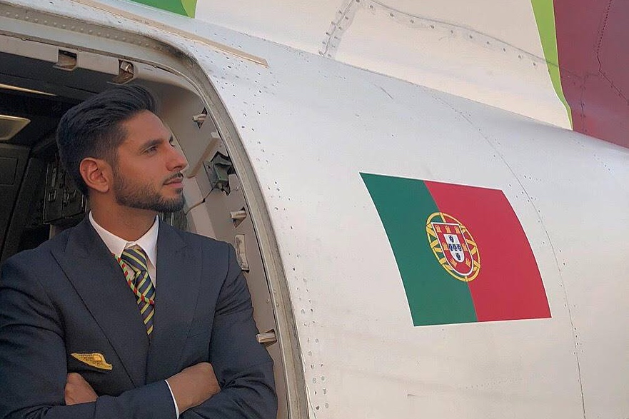 "TAP Air Portugal Cabin Crew Named ""Most Handsome Crew""... Again"