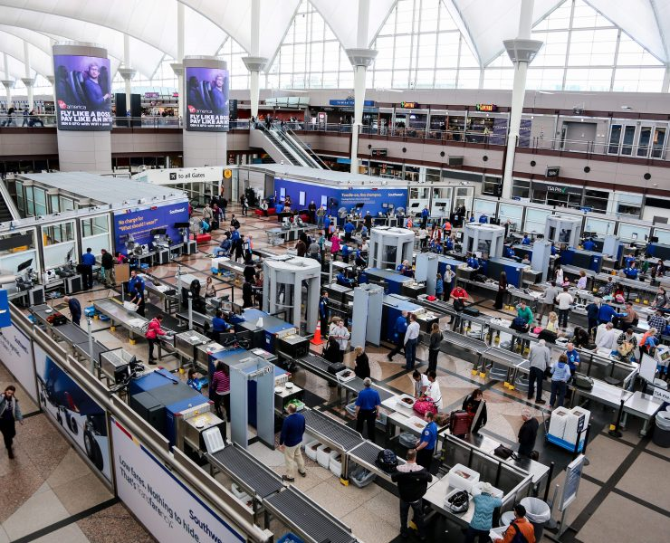 Spare Any Change? Passengers Left Nearly $1 Million at TSA Checkpoint's Last Year