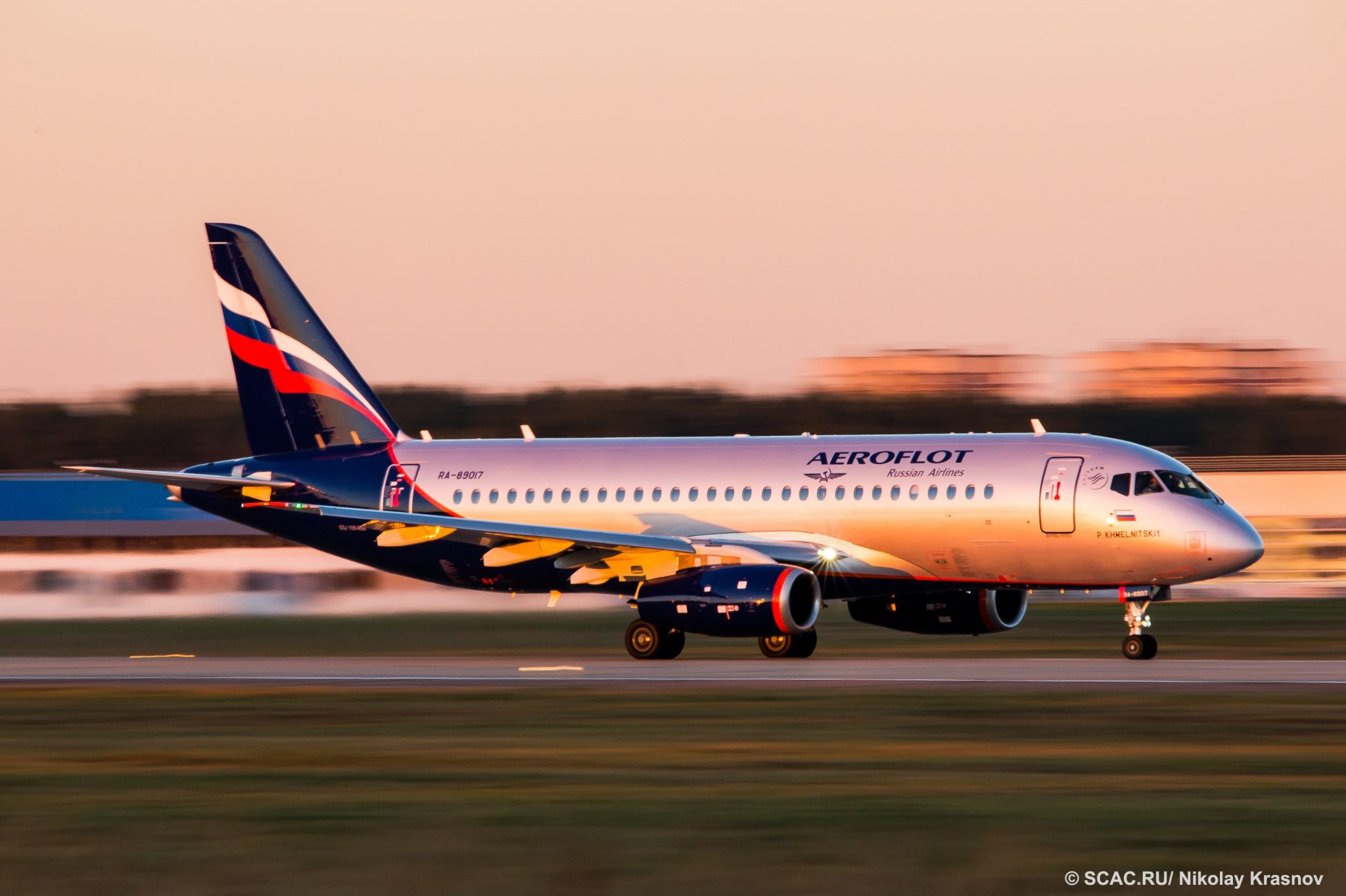 Another Aeroflot Sukhoi Superjet 100-95 is Involved in a Serious Incident... Time to Ground it?