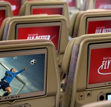 Emirates is Creating Soccer Stadiums in the Sky for Major League Finals
