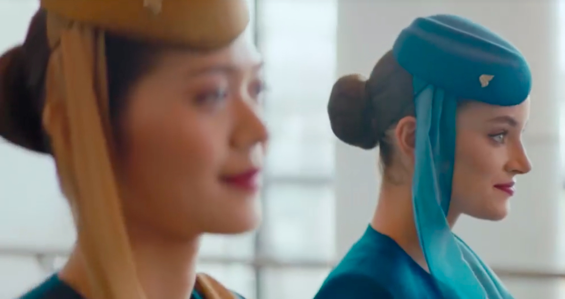 Oman Air Teases New Cabin Crew Uniform in Corporate Brand Film