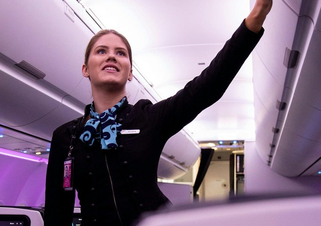 Fancy a Summer Job as a Flight Attendant? Air New Zealand Offering Seasonal Contracts