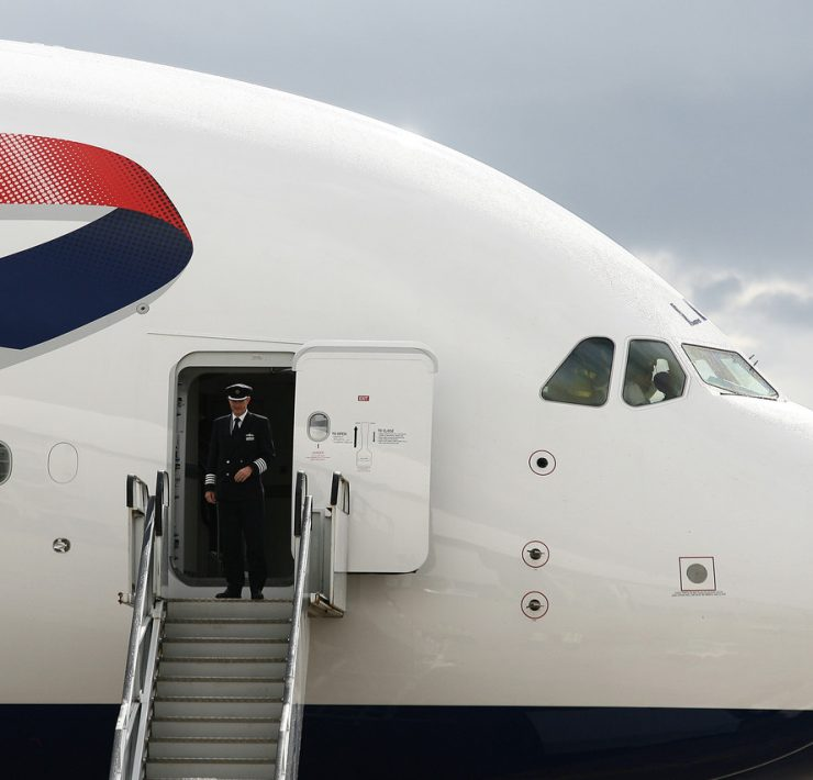 Plot Twist: British Airways Cabin Crew ARE Being Balloted On Strike Action