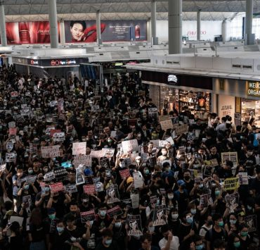 Will Hong Kong International Airport Be Shut Down by Protestors for Second Day?