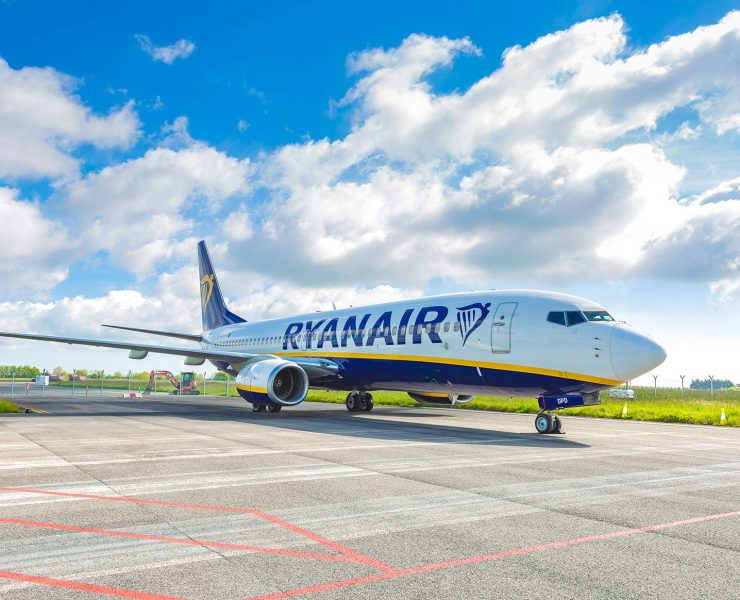Ryanair Goes On Offensive As Second Pilots Union Votes in Favour of Strike Action