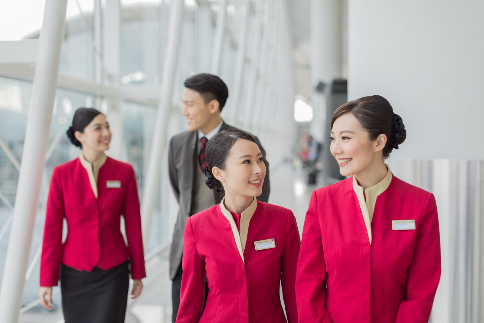 "Cathay Pacific Flight Attendants Union Claim Crew Are Being ""Unreasonably Dismissed"" Without Explanation"