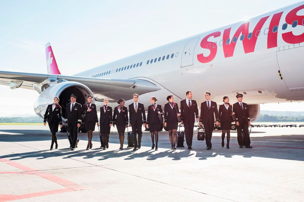 SWISS Plans to Recruit 500 New Cabin Crew Members Over the Next Six Months