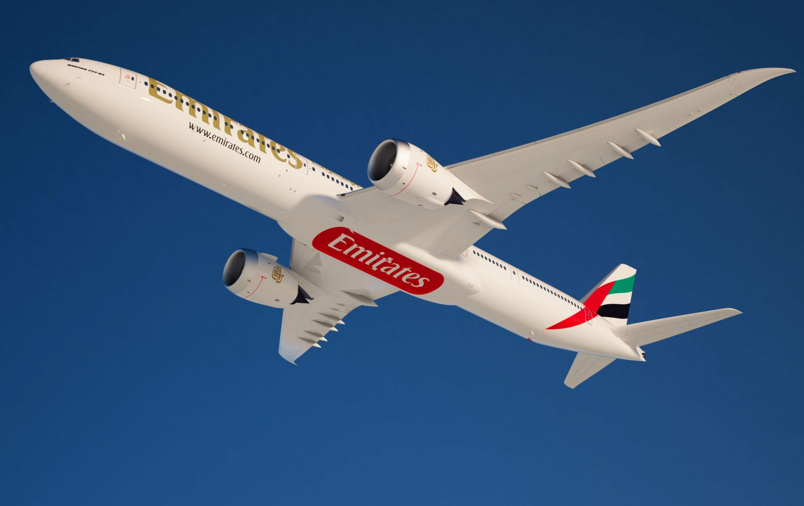 Emirates Pushes Back First Delivery of Brand New Boeing 777X Until 2021 at the Earliest