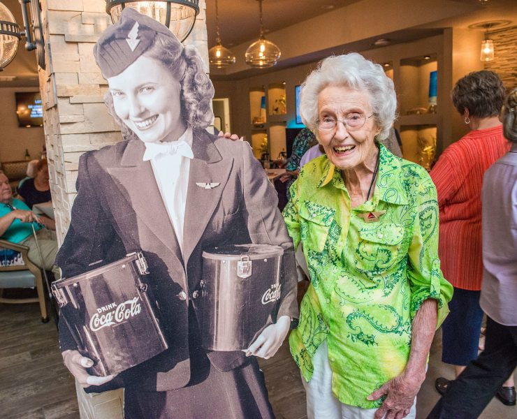 One of Delta's Very First Flight Attendants Has Died at the Grand Old Age of 103