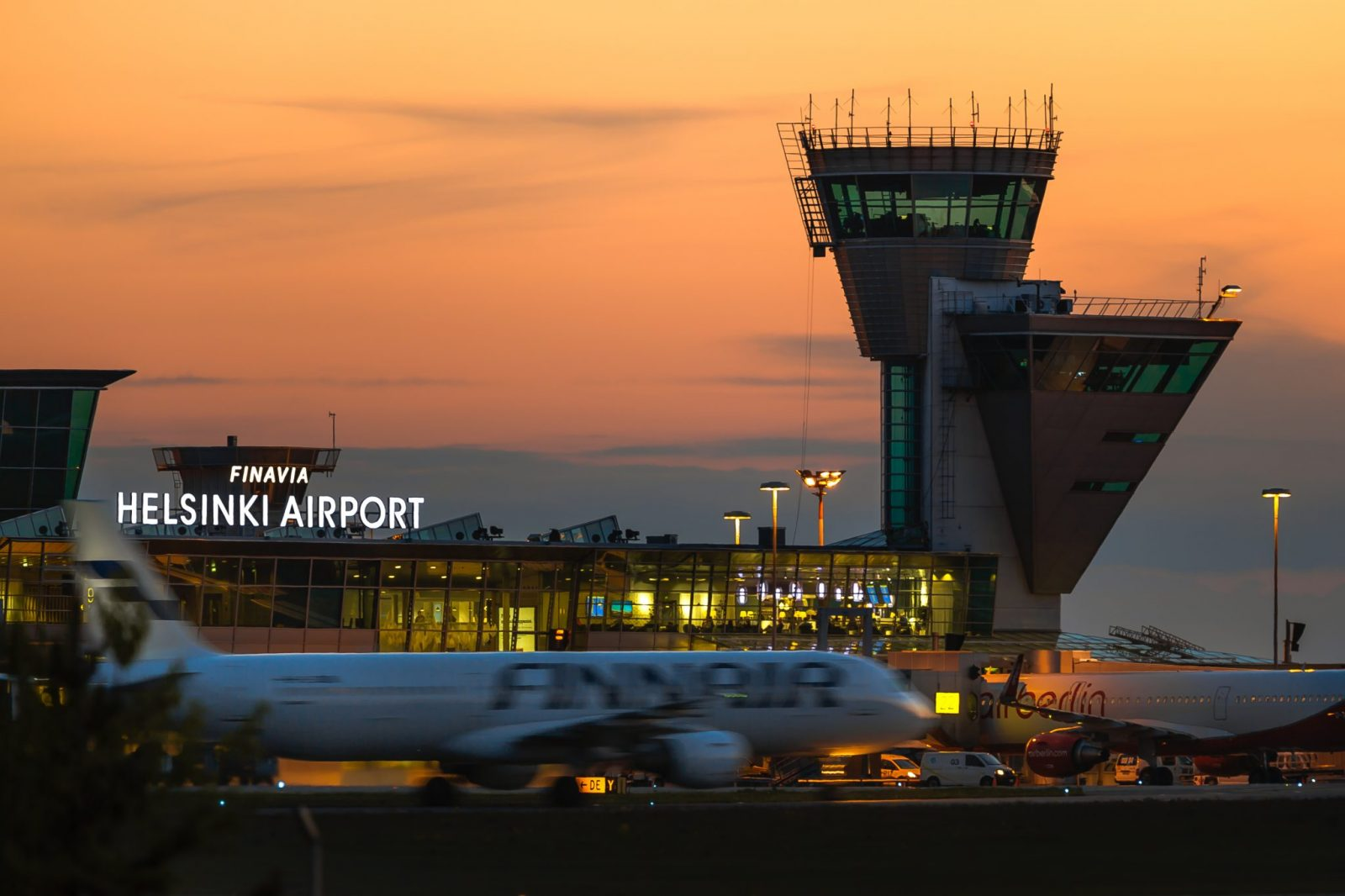 """Finnair Cancels Nearly 70% Of Flights On Monday As """"Sympathy Strike"""" Hits Helsinki Airport"""