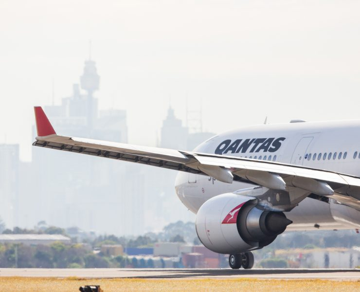 A Quarter of Qantas Cabin Crew Were Sexually Harassed by Their Own Colleagues Last Year