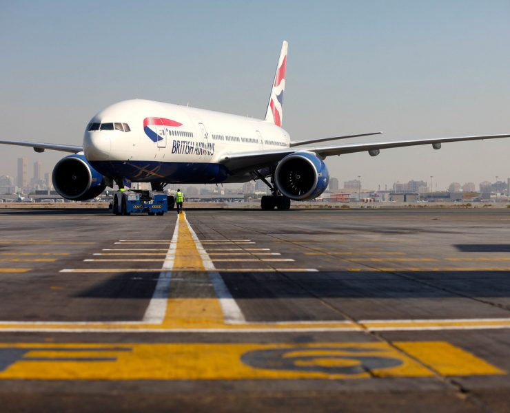 Potentially Toxic Fumes Were Reported in a British Airways Boeing 777 Five Times in Just Two Months