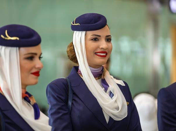 Saudi Arabian Airlines is Launching a New Uniform But Don't Expect Anything Revolutionary