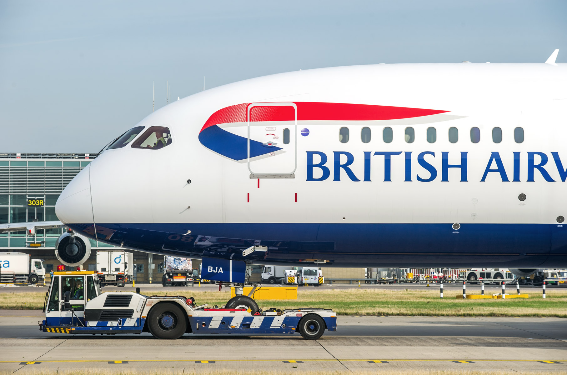 British Airways Will Lose its Chief Operating Officer and Director of People in Management Shakeup Following Last Year's Pilot Strike